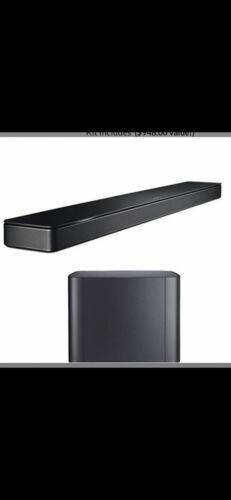Bose Soundbar 500 Smart Speaker with Amazon Alexa and Google