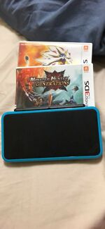 Nintendo 2DS XL   Games Rosewood Ipswich City Preview