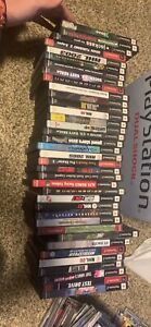 Play station 2 and 60 games