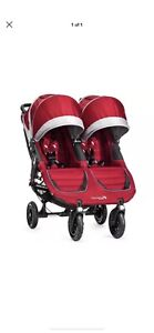Baby Jogger 2016  City Mini GT Twins/Double Stroller