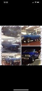 Nissan hardbody d21 project with 351 Cleveland boss