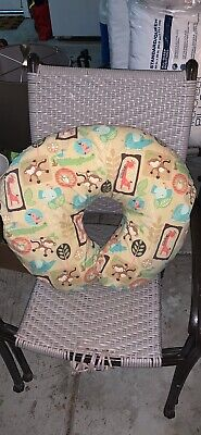 Boppy Pillow-Very Clean With Extra Homeade Covers