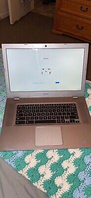 "Acer Chromebook14 CB3 14"" (32GB eMMC, Intel Atom Quad-Core, 2.00 GHz, 4GB)..."