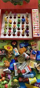 Coles Stickeez Little Shop Miniatures
