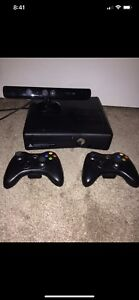Used, Xbox 360 with Kinect 250GB 4 sale (Derry/McLaughlin) for sale  Mississauga / Peel Region