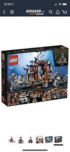 Ninjago Movie Lego set - Temple of the ultimate ultimate weapon