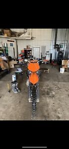 Dirt bike Forsale ktm 150 2stroke
