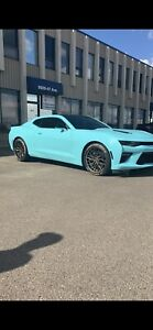 One of a kind camaro ss