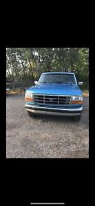 1992 Ford Flairside