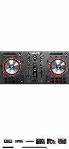 Numark DJ Equipment.  Virtual DJ Mixtrack Pro 3