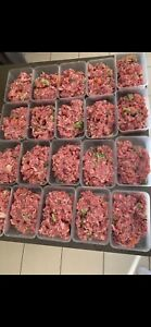 Raw dog food (free delivery available for over a week's order)