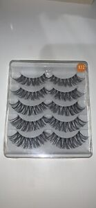 Lashes - k12 unknown brand. Fluffly