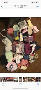 Baby clothing - newborn - size 2 for girls