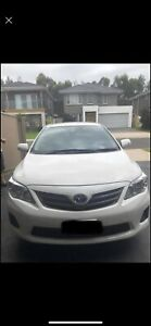 2011 Toyota corolla For sell