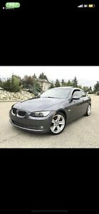 BMW 335XI Coupe AWD