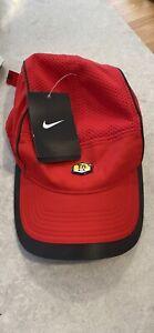 Rare Nike tn hat (red)