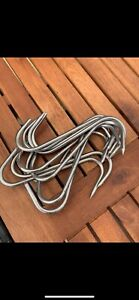 Stainless steel S hooks 8 available