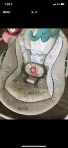 Comfort and Harmony Baby Musical Swing Hillside Melton Area Preview
