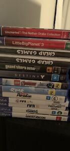 PS4 good condition comes with 13 games and controller