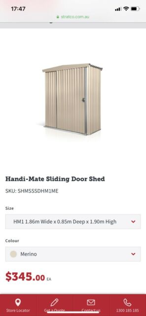 Small Stratco Shed | Sheds & Storage | Gumtree Australia