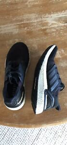 Adidas Ultraboost Primeblue runners, perfect condition.