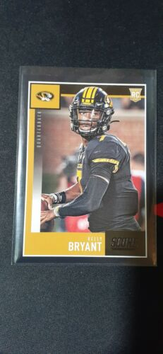 Kelly Bryant 363 Black PARALLEL RC RARE OH YEAH  - $0.99