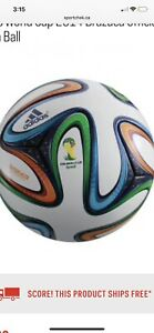 Soccer ball World Cup 2014 official