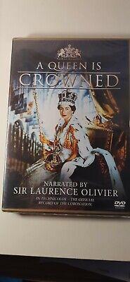 A Queen Is Crowned (DVD, 2012)