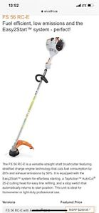 brand new Stihl grass trimmer FS 56 RC tool only