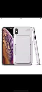 Brand New just in VRS Design Damda Glide for iPhone XS Max White