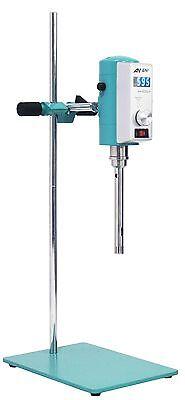 Digital Display Lab Homogenizer Disperser Mixer Ad200l-h 5000-21000rpm 1218g
