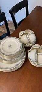 "Royal Doulton ""Albany"" China dishes"