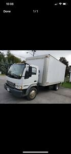 2007 Ford LCD DIESEL 16 for CUBE TRUCK for sale