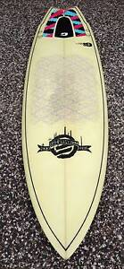 """Santa Cruz Ozzie Wrong Surfboard 6'0"""" Manly Brisbane South East Preview"""