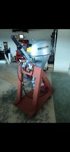 9.9 honda long shaft outboard