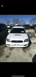 99 Subaru Legacy GTBE 2lt Twin Turbo Right Hand drive