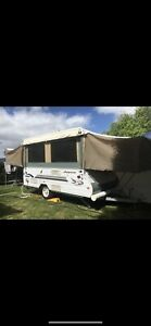 Jayco eagle caravan 2004 excellent condition well looked after