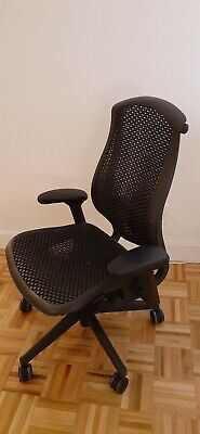 Herman Miller Posture Fit Office Chair - Black Used Excellent Condition
