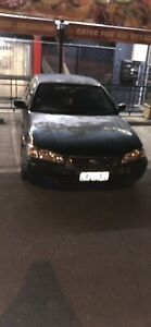 2000 Toyota Camry Conquest 4 Sp Automatic 4d Sedan