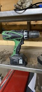 SOLD PENDING PICKUP Hitachi cordless drill with 2x batteries & charger
