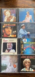 Country Music Cd's
