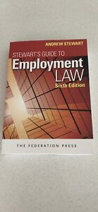 Stewart's Guide to Employment Law (Sixth Edition)
