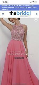 Size 8 formal dress ladies