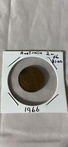 Australian 2 Cent F6