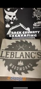 T shirts, vinyl decals, and more