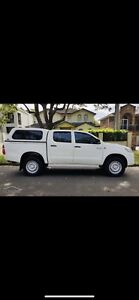 2014 Toyota Hilux SR Manual 4X4 MY14 Double Cab