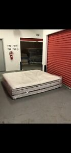 Kingsize Pillow Top Mattresses FREE DELIVERY