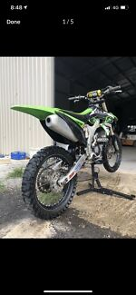 2012 kx250f Ingleburn Campbelltown Area Preview