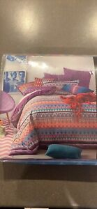 King bed quilt cover set.