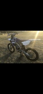 2014 yz 450 Evanston Gawler Area Preview